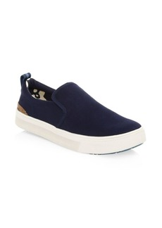 TOMS Shoes Cotton Slip-On Shoes