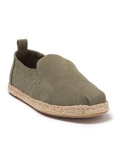 TOMS Shoes Dalprp Espadrille Slip-On Sneaker
