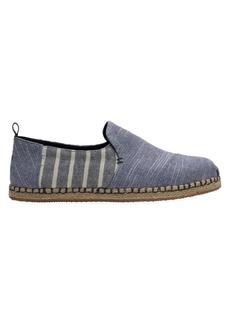 TOMS Shoes Deconstructed Alpargata Canvas Sneakers