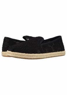 TOMS Shoes Deconstructed Alpargata Rope