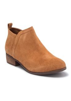 TOMS Shoes Deia Zip Bootie