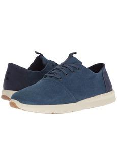 1b26177840e0 TOMS Shoes Slate Blue Denim Men s Culver Boat Shoes