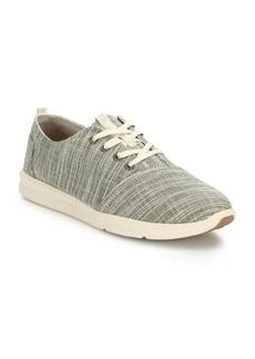 TOMS Shoes Del Rey Textured Sneakers