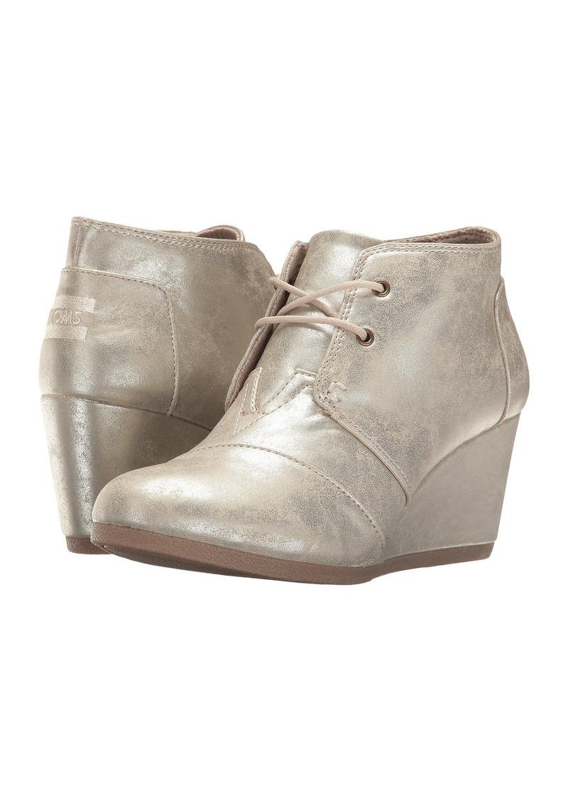 71327e371de TOMS Shoes Desert Wedge