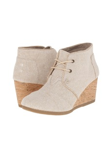 TOMS Shoes Desert Wedge
