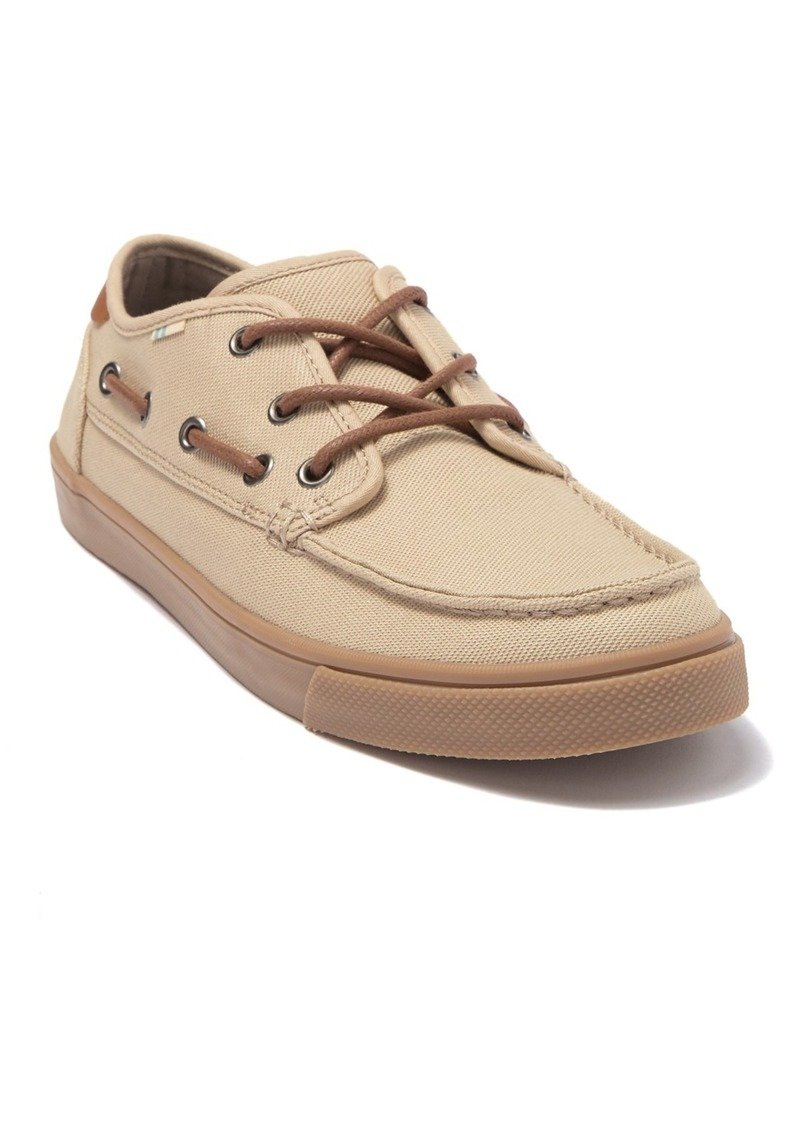 TOMS Shoes Dorado Boat Shoe