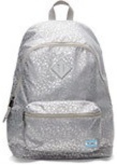 TOMS Shoes Drizzle Grey Snow Spots Local Backpack