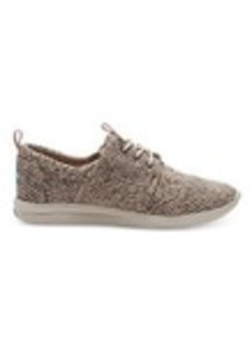 TOMS Shoes Dusty Rose Boucle Women's Del Rey Sneakers