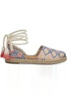 TOMS Shoes Geo Embroidered Women's Katalina Espadrilles