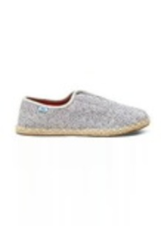Grey Tribal Women's Palmera Slip-Ons