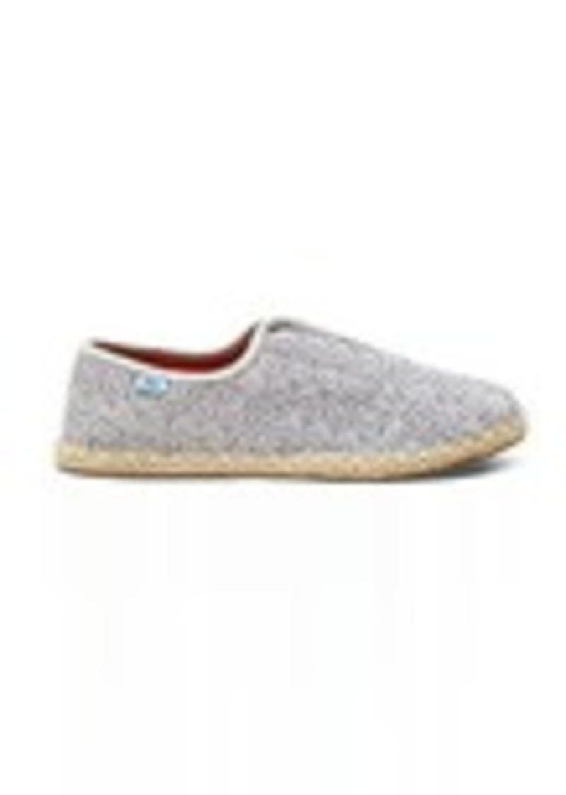 e5fb34ad876 TOMS Shoes Grey Tribal Women s Palmera Slip-Ons