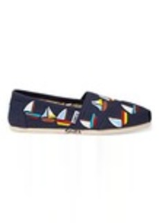 Haiti Artist Collective Sailboats Women's Classics