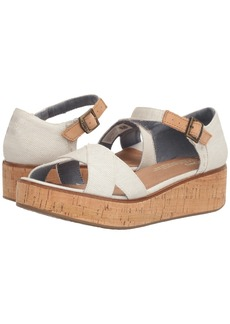 TOMS Shoes Harper Wedge