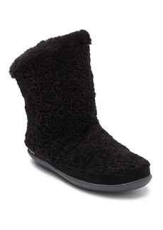 TOMS Shoes Inez Faux Fur Boot