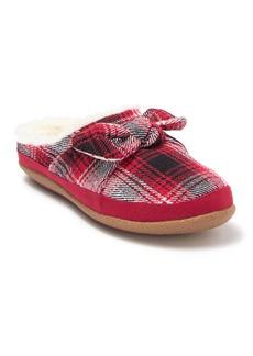 TOMS Shoes Ivy Faux Fur Lined Slipper