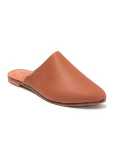 TOMS Shoes Jutti Slip-On Leather Mule
