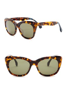 TOMS Shoes 53mm Kitty Cat Eye Sunglasses
