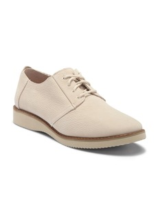 TOMS Shoes Leather Lace-Up Derby