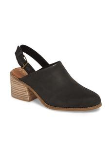 TOMS Shoes Leila Slingback Sandal