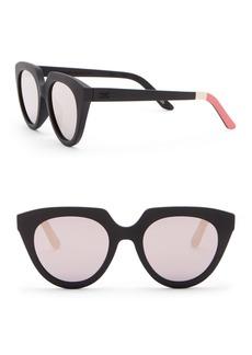 TOMS Shoes 50mm Lourdes Cat Eye Sunglasses