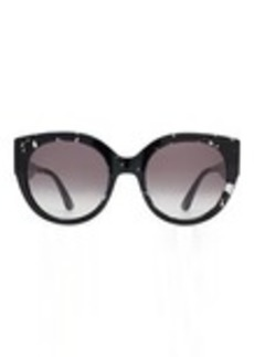 TOMS Shoes Luisa Clear-Black Tortoise