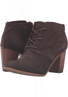 TOMS Shoes Lunata Lace-Up Bootie
