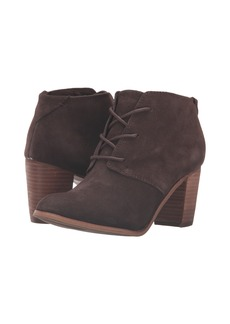 TOMS Shoes Lunata Lace-Up Bootie