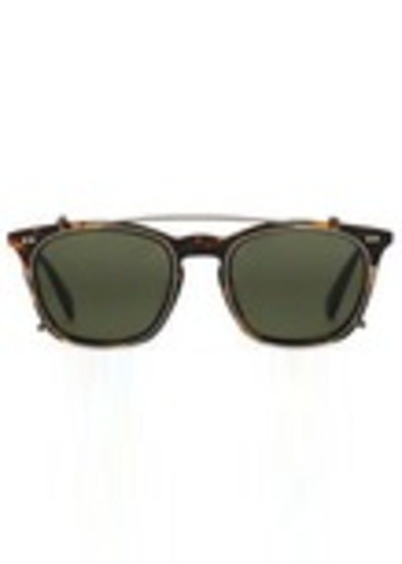 fabfc22bc TOMS Shoes Maxwell Matte Havana Tortoise Polarized Now $128.99