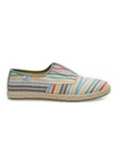 Multi Beach Stripe Women's Palmera Espadrilles