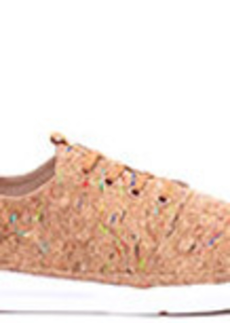 TOMS Shoes Multi Painted Cork Men's Del Rey Sneakers