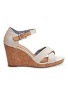 Natural Yarn Dye Women's Sienna Wedges