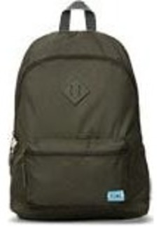 TOMS Shoes Olive Local Backpack