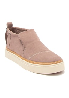 TOMS Shoes Paxton Suede Slip On Chukka Sneaker