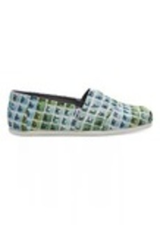 TOMS Shoes Periodic Table Men's Classics