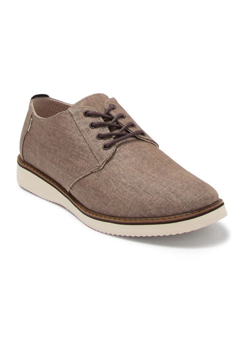 TOMS Shoes Preston Canvas Derby
