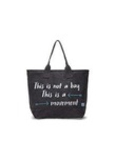 TOMS Shoes Slate This Is Not a Bag This Is A Movement All Day Tote