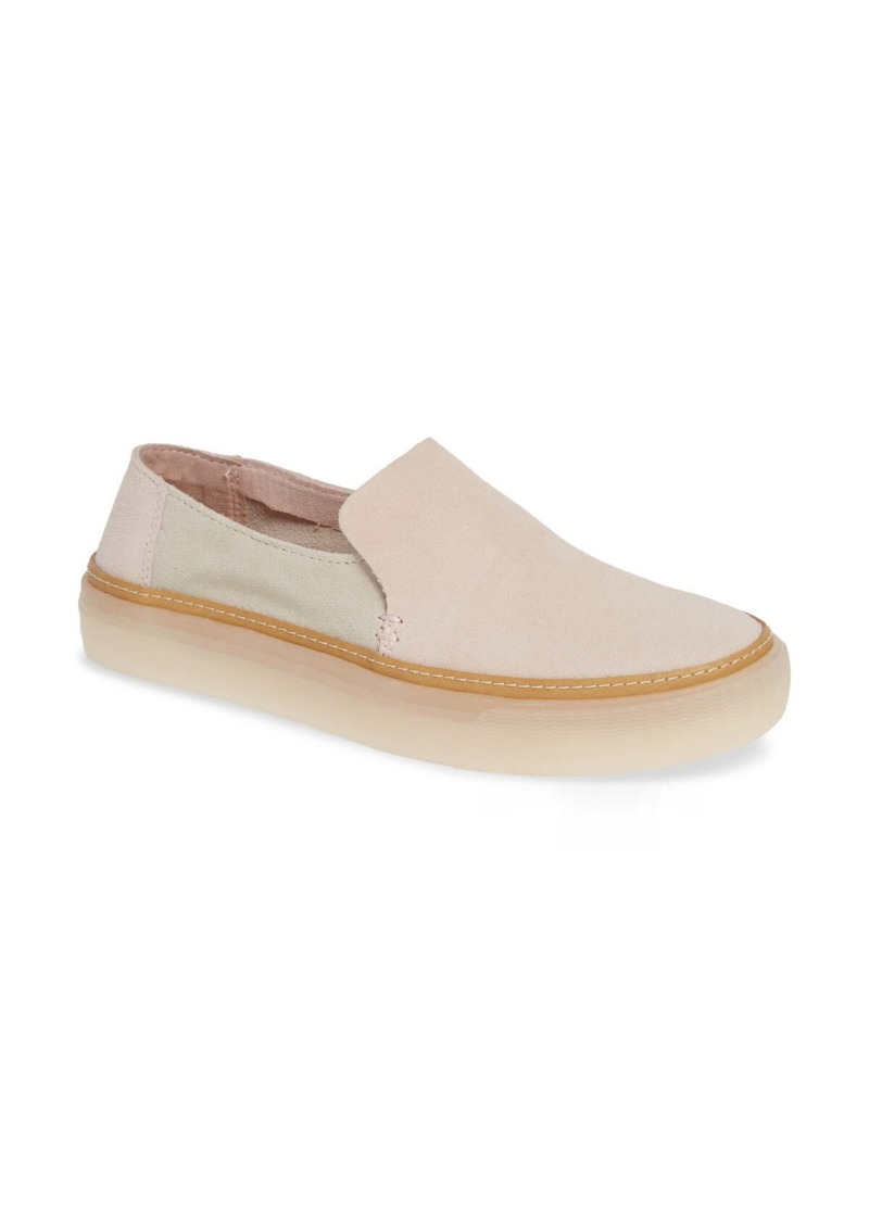 TOMS Shoes Sunset Slip-On Sneaker