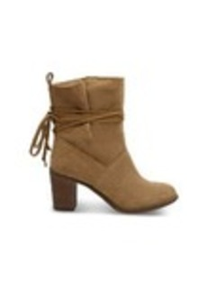 Toffee Suede Women's Mila Boots