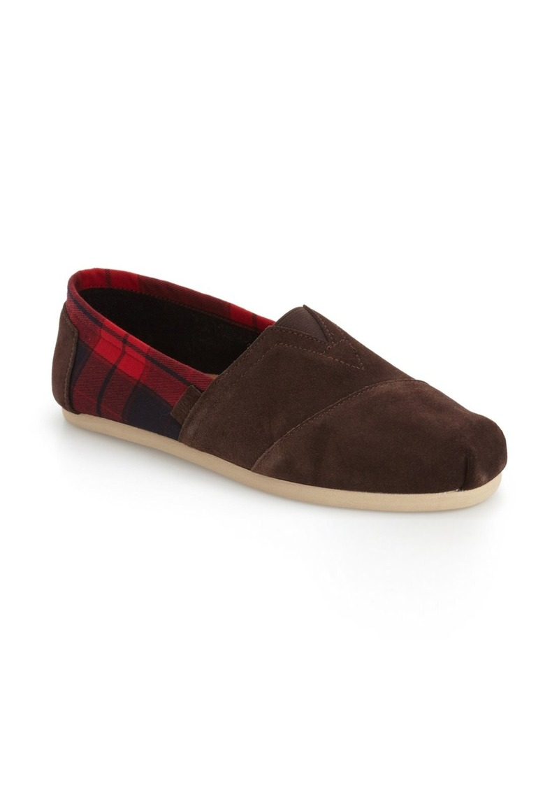 TOMS Shoes TOMS 'Alparagata' Slip-On (Men)