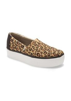TOMS Shoes TOMS Alpargata Boardwalk Platform Slip-On (Women)