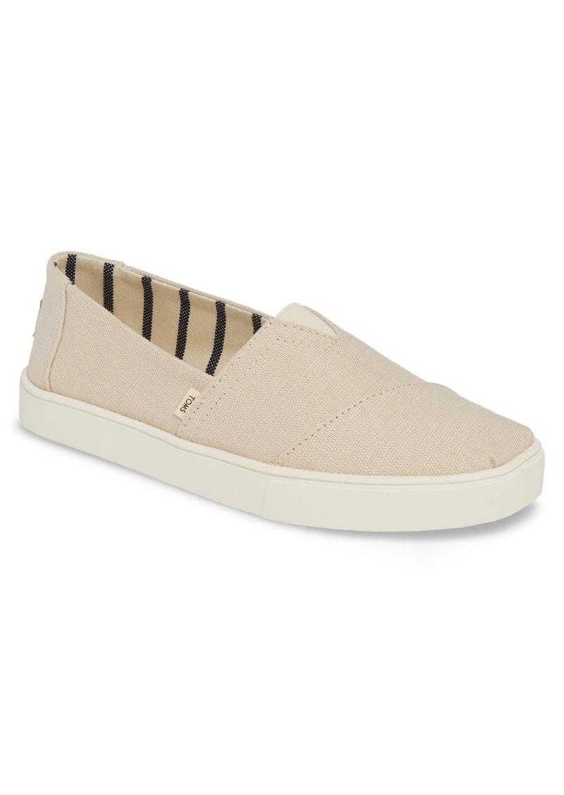 TOMS Shoes TOMS Alpargata Cupsole Slip-On (Men)