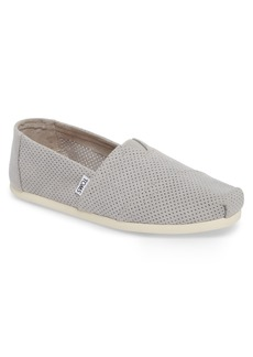 TOMS Shoes TOMS Alpargata Perforated Slip-On (Men)