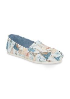 TOMS Shoes TOMS x Disney Alpargata Princess Print Slip-On (Women)