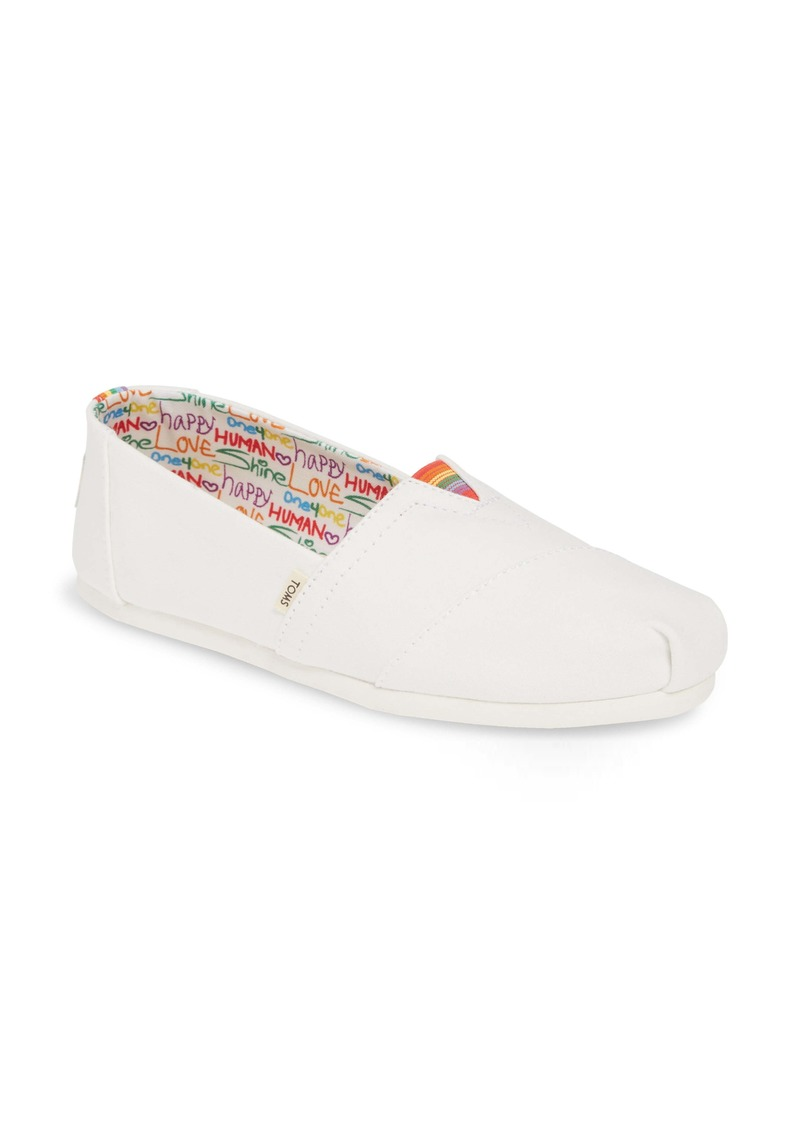 TOMS Shoes TOMS Alpargata Slip-On (Women)