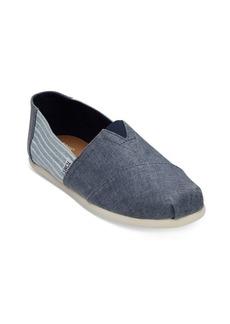 TOMS Shoes Toms Alpargata Stripe Classic Slip-Ons
