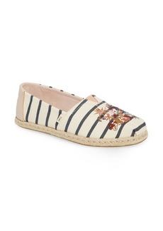 TOMS Shoes TOMS Alpargata Stripe Espadrille (Women)