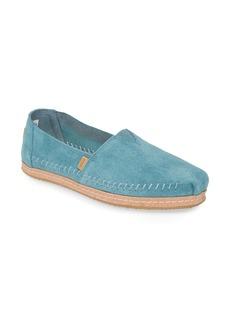 TOMS Shoes TOMS Alpargata Suede Slip-On (Women)