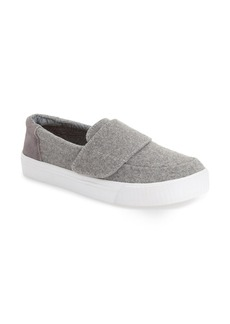 TOMS 'Altair' Felt Suede Slip On (Women)