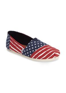 TOMS Americana Alpargata Slip-On (Women)