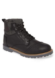 TOMS Shoes TOMS Ashland Waterproof Cap Toe Boot (Men)